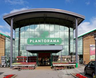 Find vej til Plantorama Aalborg