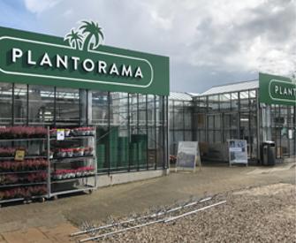 Find vej til Plantorama Amager