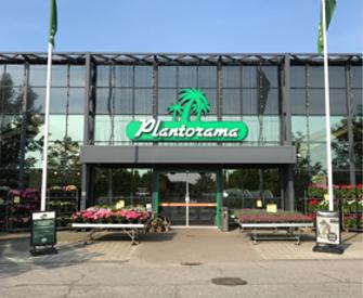 Find vej til Plantorama Randers