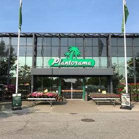 Plantorama Randers Havecenter facade