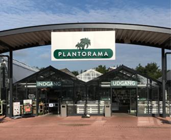Find vej til Plantorama Vallensbæk